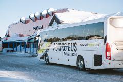 Transfer: Kiruna - Riksgränsen/Katterjokk