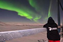 Aurora Sky Station Night Visit return transfer
