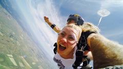 Tandem Skydive from up to 8000'