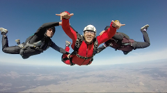 AFF - Accelerated Free Fall Stage 1 Course