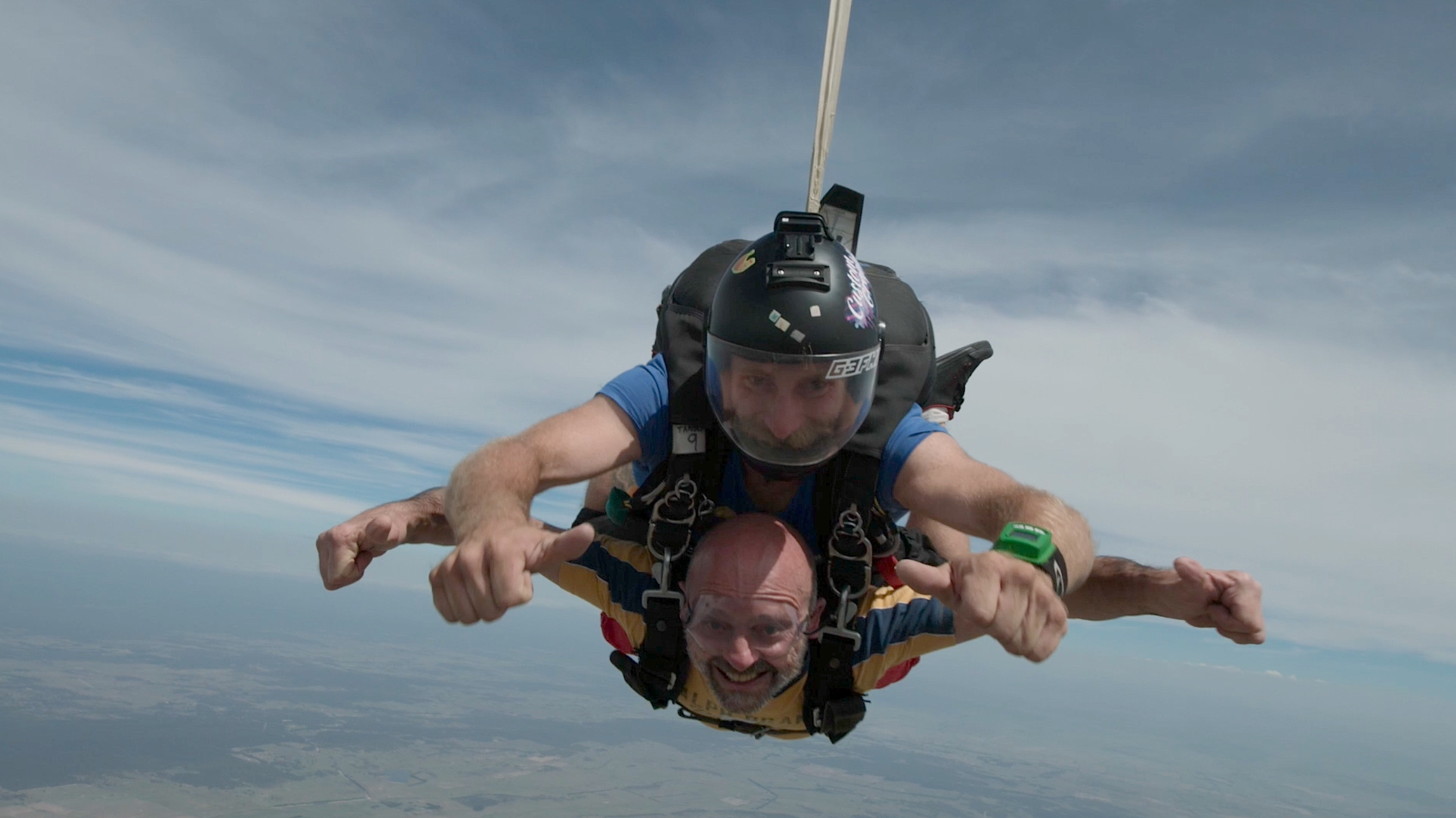Tandem Skydive from up to 15000'