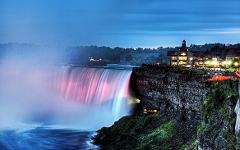 e-Gift Card: Day and Night Combo Tour of Niagara Falls, Canada