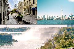 5 Day Small Group - Niagara Falls, Toronto and Montreal Highlights (Montreal to Buffalo)