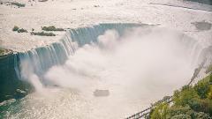 e-Gift Card: Epic Full Day Tour of Niagara Falls USA/Canada + Lunch