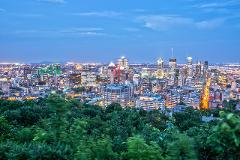 e-Gift Card: Scenic Montreal Night Tour