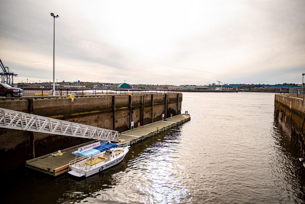 Pugsley Slip Wharf Rental, Saint John NB