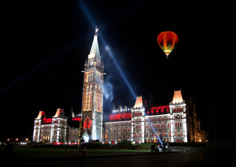 Scenic Night Tour of Ottawa - Private Safe Tour