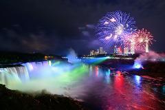 Niagara Falls USA Day and Night Combo Tour