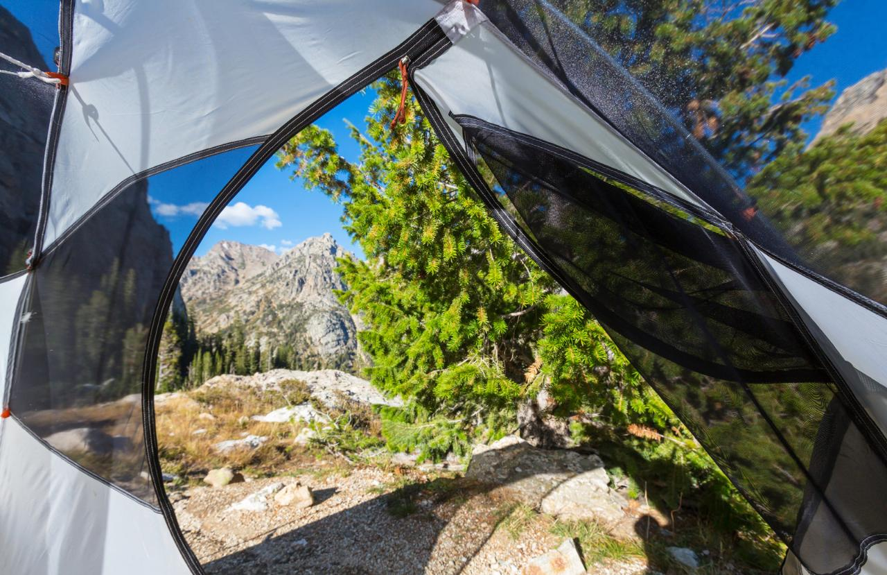 7 Day Rocky Mountain Camping Adventure
