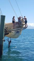 School Holiday 3-day Youth Voyage - Manly to Manly - 16th to 18th December 2020