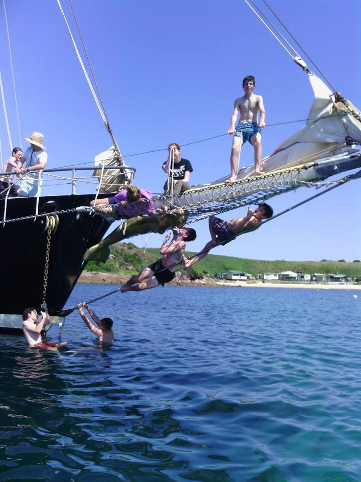 Youth 5-day Silver Voyage - Hervey Bay to Brisbane 26th -30th September