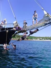 Youth 5-day Voyage - Brisbane to Hervey Bay 22nd -26th September 2020
