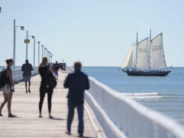 Hervey Bay Day Sail 23rd September 2017