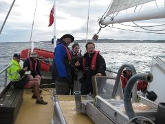 Youth Gold 8-day Voyage - Manly to Fraser Island and return - 4th to 11th December