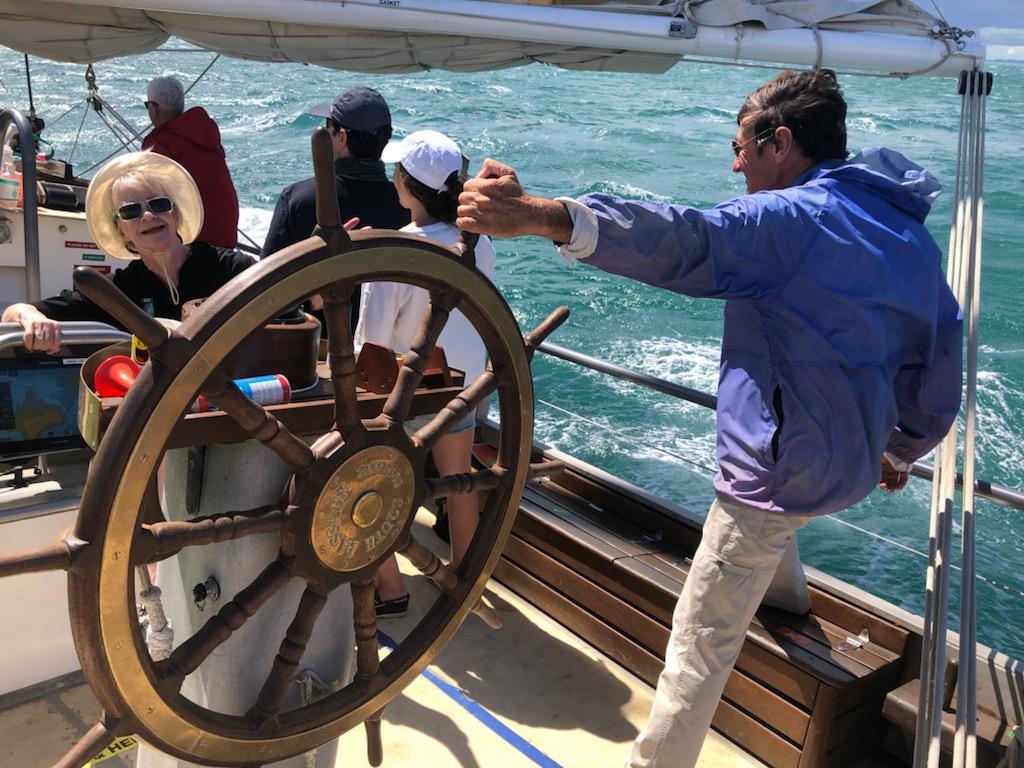 Moreton Bay Day Sail - Sunday 24th October