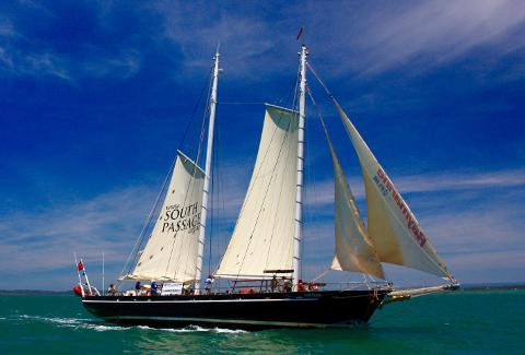 Townsville Day Sail 6th August 2017