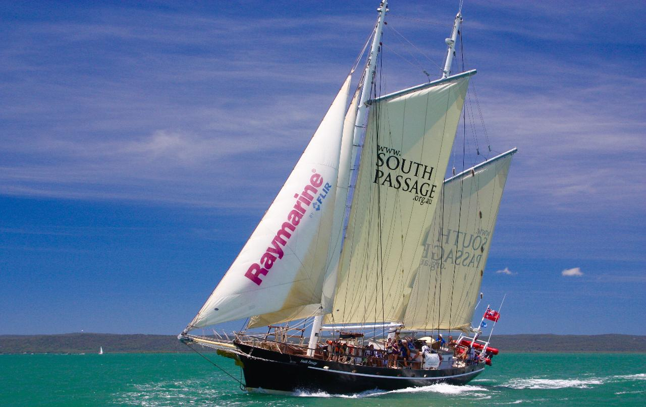 Moreton Bay Day Sail - Sunday 17th March
