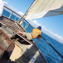 General Public 5-day Voyage - Gladstone to Brisbane 22-26 April