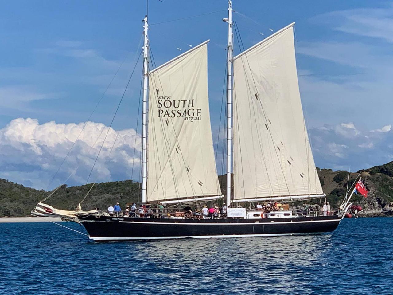 Rosslyn Bay Day Sail  Saturday 22nd May