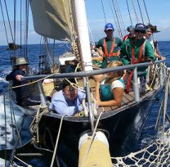 Youth Gold 7-day Voyage - Manly to Fraser Island and return - 16th to 22nd January 2022
