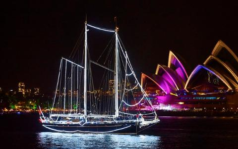 NEW YEAR'S EVE -  Sydney Harbour