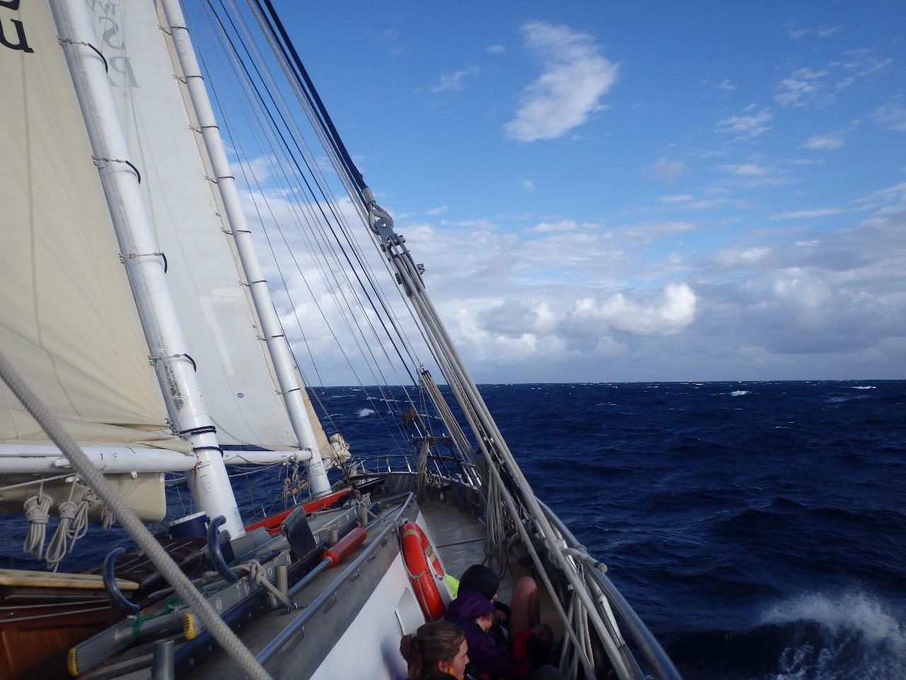 Youth 8-day Voyage - Sydney to Brisbane 6-13 January 2022