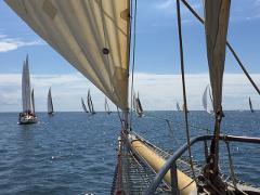 Brisbane to Gladstone Yacht Race 19-21 April