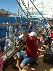 General Public 3-day Voyage - Manly to Hervey Bay 13-15 May