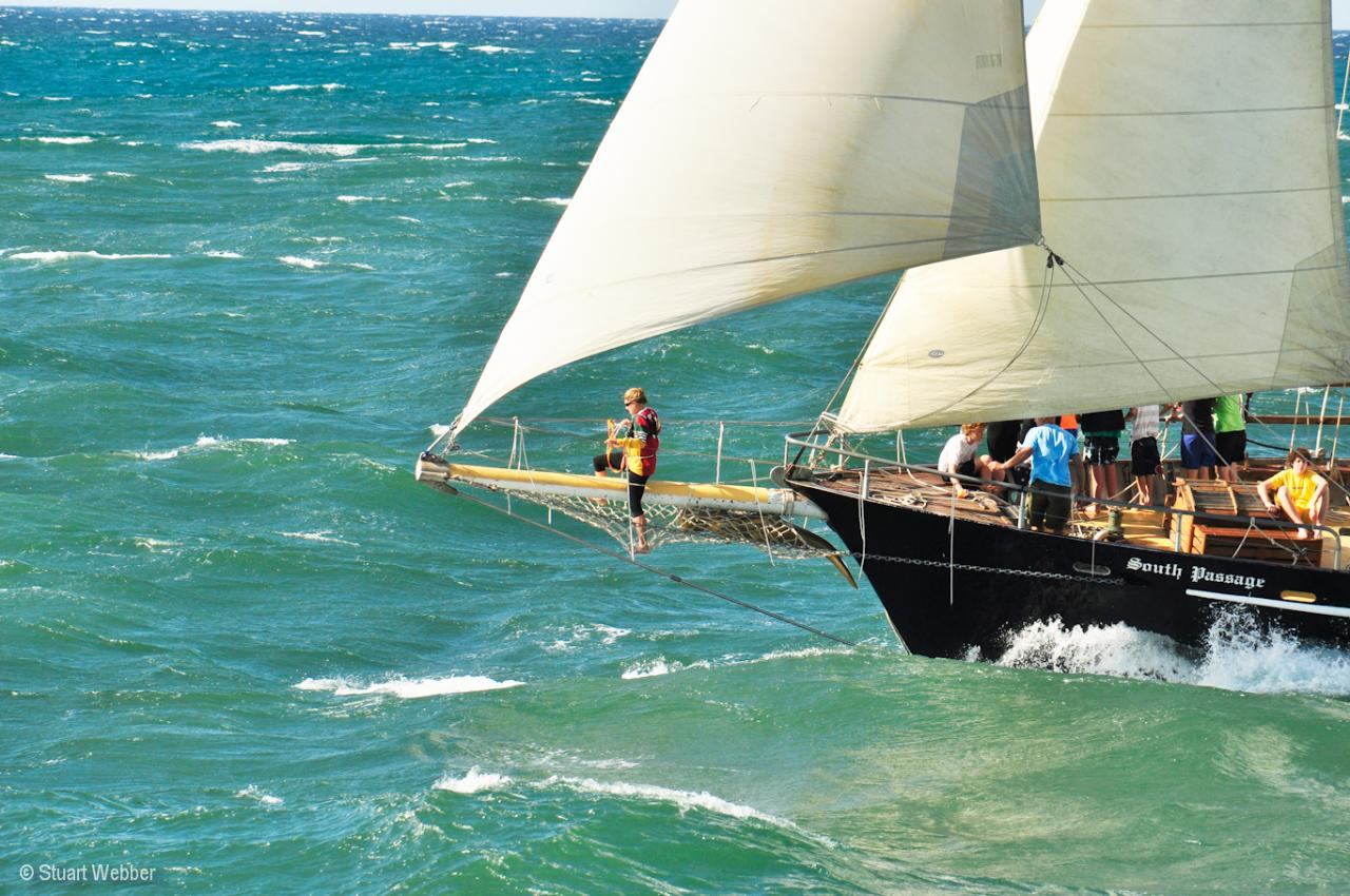 Moreton Bay Day Sail - Saturday 8th August