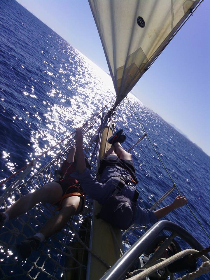 Family School Holiday Day Sail - Thursday 9th July