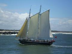 Moreton Bay Day Sail  Sunday 7th October 2018