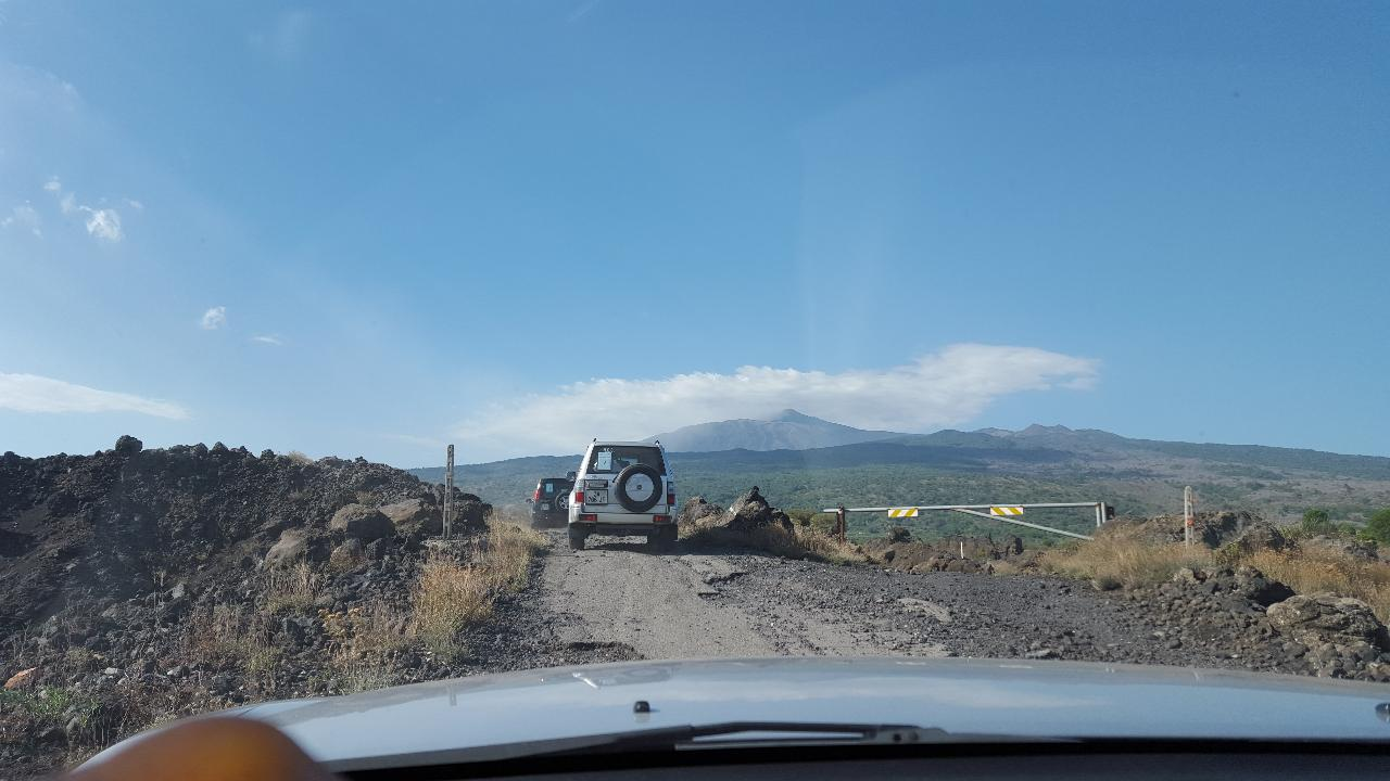 Private Full Day Etna Jeep Ride from Taormina