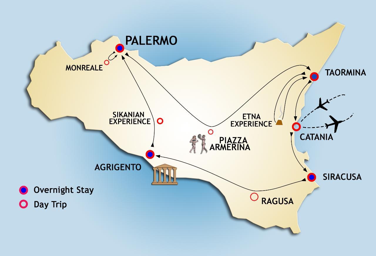 Sicilian Carousel - 9 days