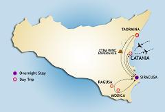 Magic Eastern Sicily Tour - 10 days