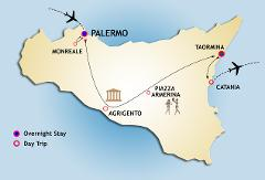 Sicilian Gateway Tour - 5 days