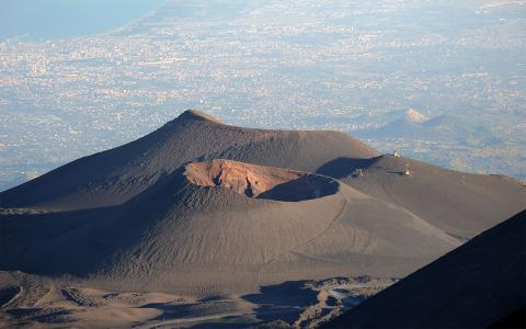 Full Day Tour to Etna Volcano from Messina Port