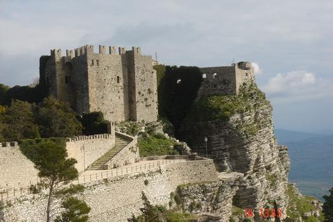 Full Day Tour to Erice & Segesta from Palermo Port