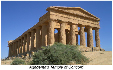 Full day Regular Tour to Agrigento from Palermo