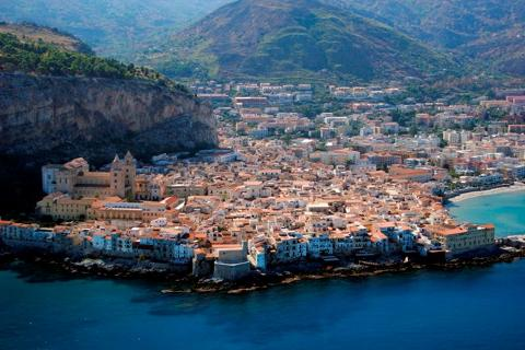 Full Day Tour to Cefalu & Palermo from Palermo Port