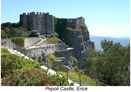 Full Day Erice and Segesta with lunch in Olive oil Farm included