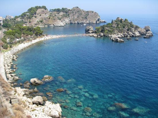 Taormina on your own - from Catania Port