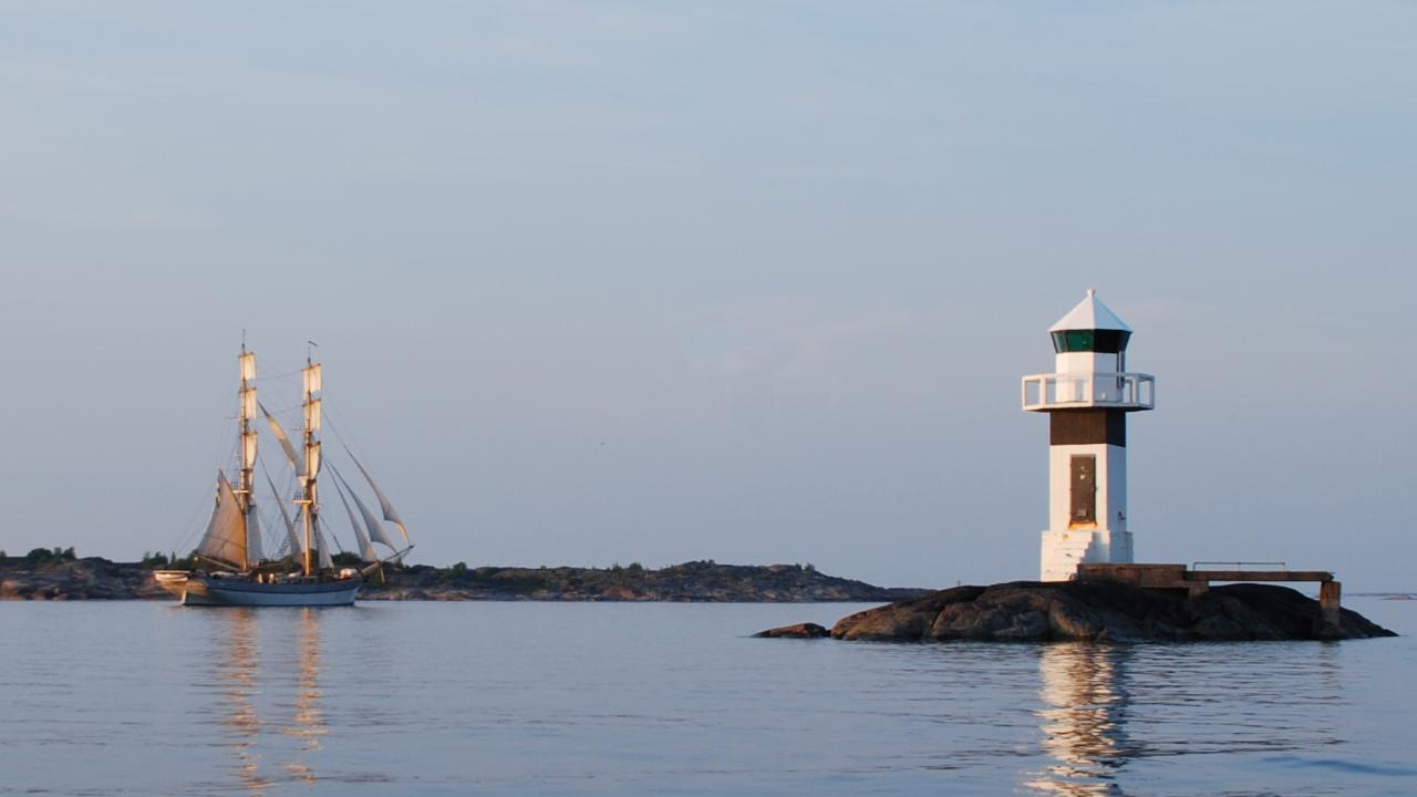 Fyrsafari från Stavsnäs 26 o 27 september kl 10-18