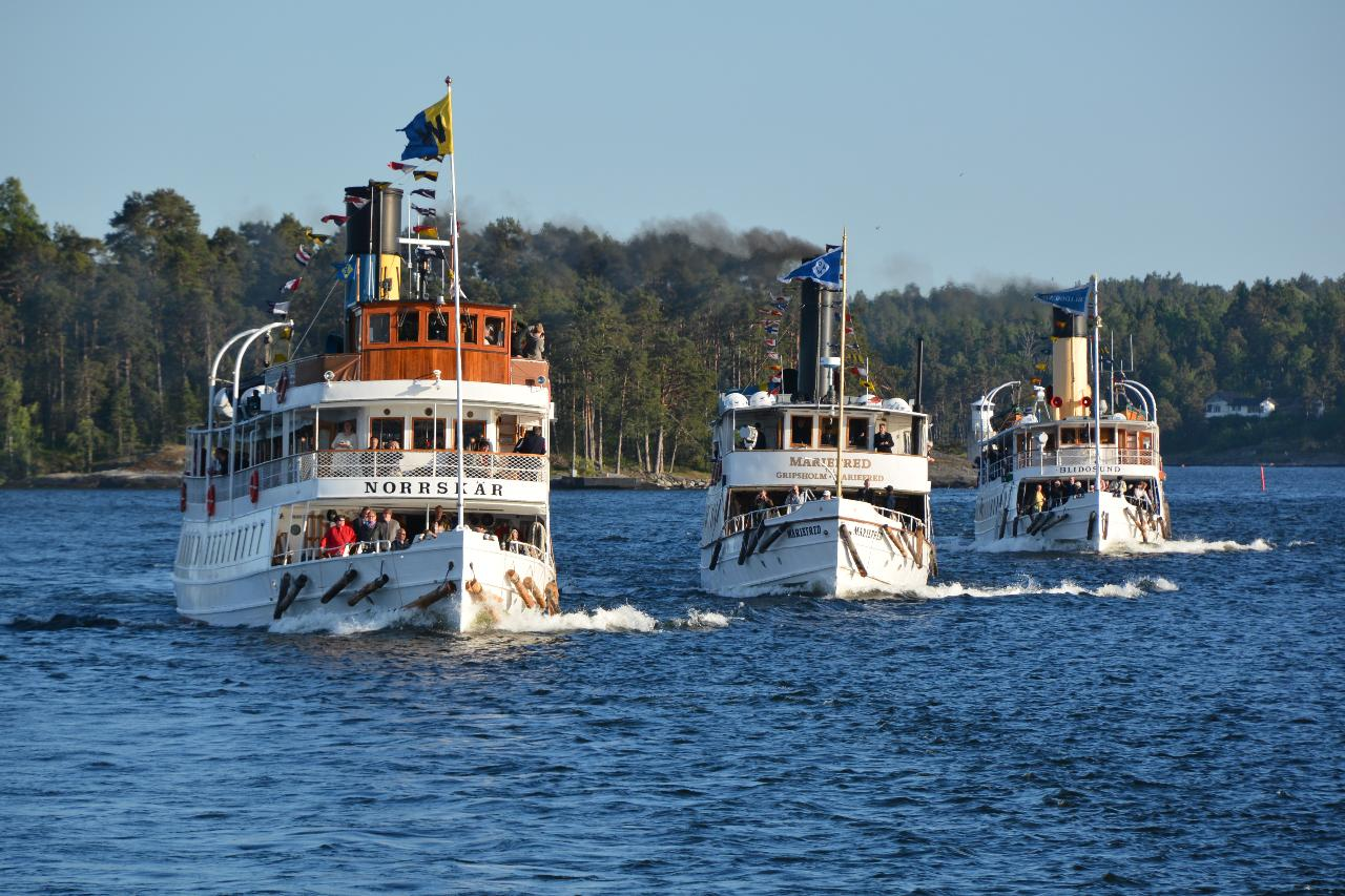 Temasegling: Skärgårdsbåtens dag 10 juni kl 17-21
