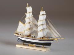 Minimodell av Tre Kronor af Stockholm (12 cm)
