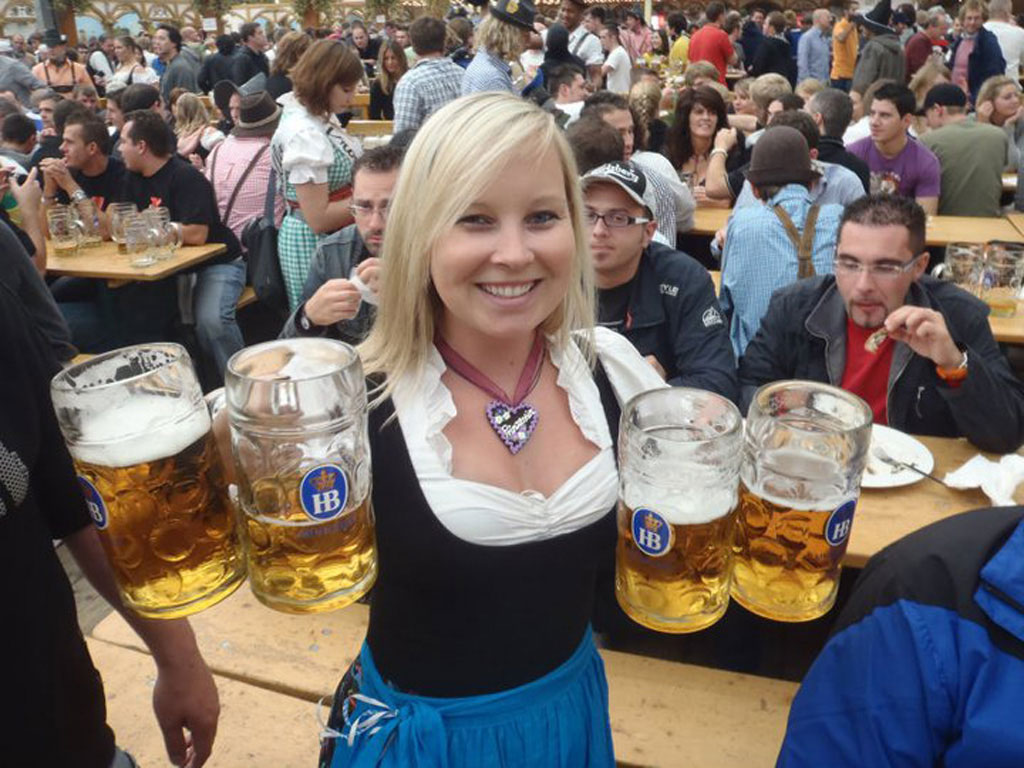 Oktoberfest Munich (3-Star Hotel Senator)