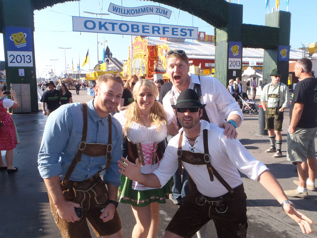 Oktoberfest Package 4.5-Star (Four Points by Sheraton)