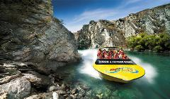 KJet - 60 Minute Trip - Shotover and Kawarau Rivers
