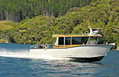 Private Water Taxi Cruise- Round the Bays 1 hour