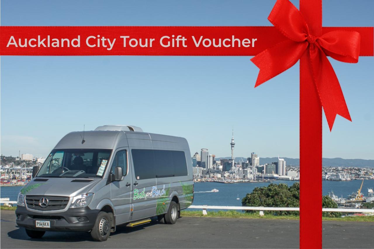 Gift Voucher for Auckland City Tour
