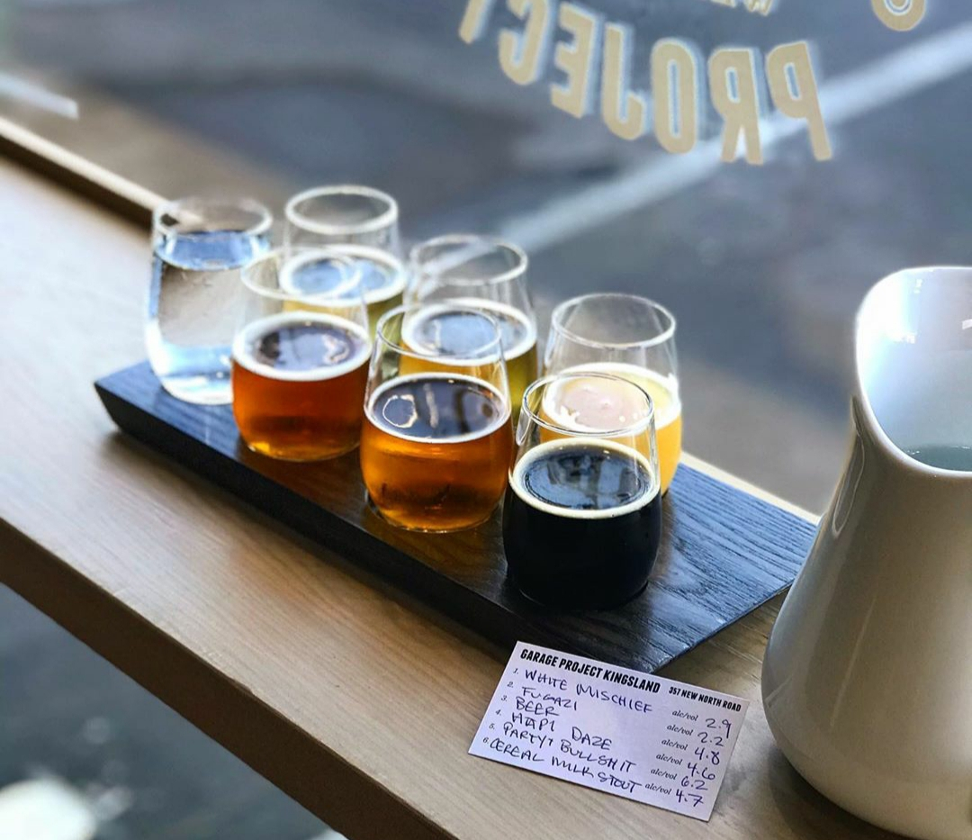 Auckland Craft Beer Tour
